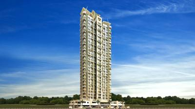 Gallery Cover Image of 1220 Sq.ft 2 BHK Apartment for buy in Paradise Sai Solitaire, Kharghar for 13100000