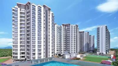 Gallery Cover Image of 1693 Sq.ft 3 BHK Apartment for buy in Durga Petals, Kartik Nagar for 14000000