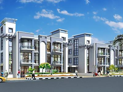 Gallery Cover Pic of Aarcity Ansal Daffodil Terraces