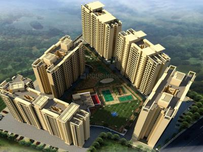 Gallery Cover Image of 850 Sq.ft 2 BHK Apartment for buy in Damji Shamji Shah Mahavir Kalpavruksha Tower 7 To Tower 11, Kasarvadavali, Thane West for 8400000