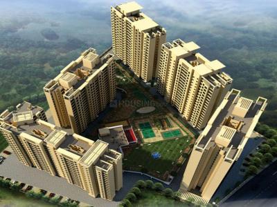 Gallery Cover Image of 625 Sq.ft 1 BHK Apartment for buy in Damji Shamji Shah Mahavir Kalpavruksha Tower 7 To Tower 11, Kasarvadavali, Thane West for 6350000