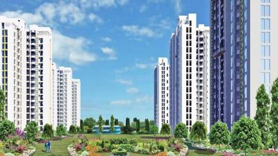 Gallery Cover Image of 1347 Sq.ft 2 BHK Apartment for rent in Avidipta, Mukundapur for 30000