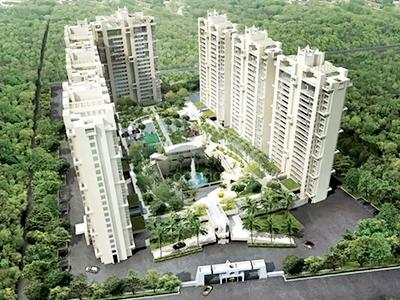 Gallery Cover Image of 3877 Sq.ft 4 BHK Apartment for buy in Panchshil Realty One North, Magarpatta City for 40000000