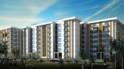 Gallery Cover Image of 1090 Sq.ft 2 BHK Apartment for buy in Windsor Court, Kulhan for 4200000