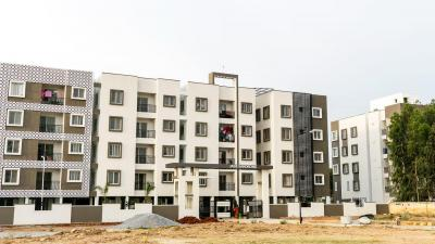 Gallery Cover Image of 1032 Sq.ft 2 BHK Apartment for buy in Confident Jade, Kada Agrahara for 5700000