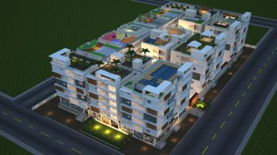 Gallery Cover Image of 2092 Sq.ft 3 BHK Apartment for rent in Anuhar Morning Raaga, Puppalaguda for 30000