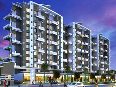 Gallery Cover Image of 1265 Sq.ft 2 BHK Apartment for buy in Shivsagar Platinum, Anand Nagar for 11100000