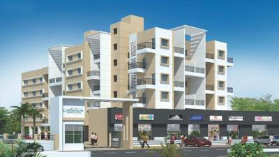 Gallery Cover Image of 550 Sq.ft 1 BHK Apartment for buy in Blue Carnation, Hadapsar for 3000000