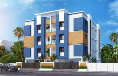 Gallery Cover Image of 885 Sq.ft 2 BHK Apartment for buy in KPN Silver Wood, Urapakkam for 4600000