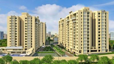 Gallery Cover Image of 2400 Sq.ft 3 BHK Apartment for buy in Sagar Waters Edge, Pimple Nilakh for 18500000