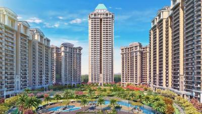 Gallery Cover Image of 2275 Sq.ft 3 BHK Apartment for rent in Sunworld Arista, Sector 168 for 26000