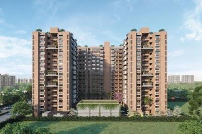 Gallery Cover Image of 1550 Sq.ft 3 BHK Apartment for buy in Seattle Sky, Shantipura for 4400000