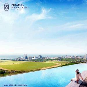 Gallery Cover Image of 1021 Sq.ft 2 BHK Apartment for buy in Piramal Mahalaxmi, Lower Parel for 33000000