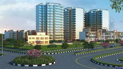 Gallery Cover Image of 550 Sq.ft 1 RK Apartment for buy in Pyramid Heights, Sector 85 for 1296000