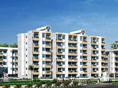 Gallery Cover Image of 800 Sq.ft 1 BHK Apartment for rent in Delhi Deep Ganga, BHEL Township for 8250