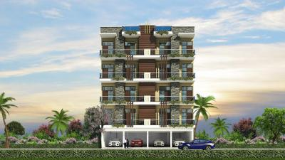 Gallery Cover Image of 605 Sq.ft 1 BHK Independent Floor for buy in Living Homes Shri Sai Upvan, Nai Basti Dundahera for 1500000