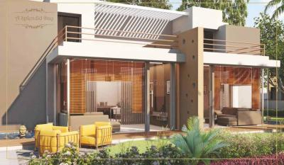 Gallery Cover Image of 2000 Sq.ft 3 BHK Villa for buy in Mangonese Villa - Tree House, Duwada for 4500000