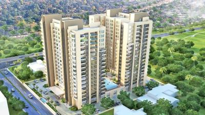 Gallery Cover Image of 2000 Sq.ft 3 BHK Apartment for rent in Ceebros The Atlantic, Egmore for 80000