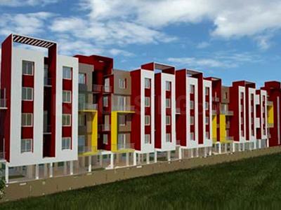 Gallery Cover Image of 425 Sq.ft 1 RK Apartment for buy in Laukik Ishan, Kolhewadi for 850000