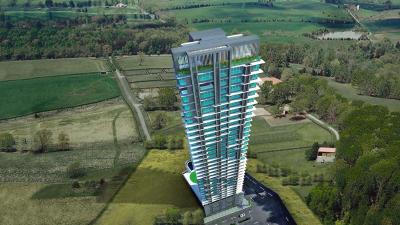 Gallery Cover Image of 750 Sq.ft 2 BHK Apartment for buy in Neumec Cornerstone, Worli for 27500000