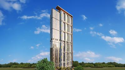 Gallery Cover Image of 550 Sq.ft 1 BHK Apartment for buy in Piramal Revanta, Mulund West for 12200000