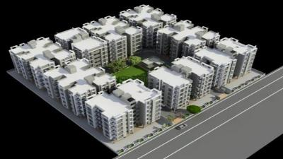 Gallery Cover Image of 1080 Sq.ft 2 BHK Apartment for rent in Vitthal Velocity, Nava Naroda for 7500