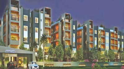 Gallery Cover Image of 1115 Sq.ft 2 BHK Apartment for rent in Malibu Rising City, Chansandra for 18500