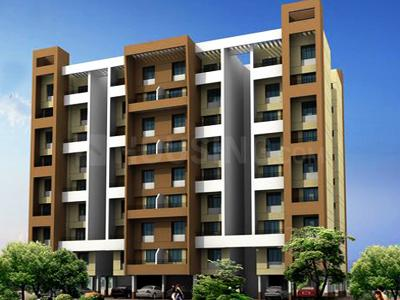 Gallery Cover Image of 632 Sq.ft 1 BHK Apartment for rent in SunShine, Fursungi for 9000