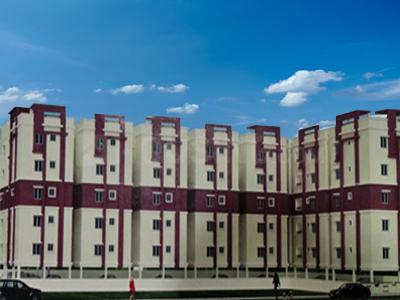 Gallery Cover Image of 1225 Sq.ft 2 BHK Apartment for rent in KJR Pratyush Arcade, Bowenpally for 17500