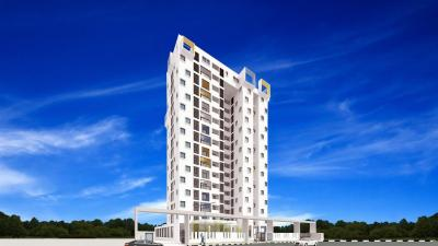 Gallery Cover Image of 1846 Sq.ft 3 BHK Apartment for buy in KBR Elite, Hebbal Kempapura for 15400000