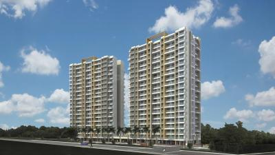 Gallery Cover Image of 750 Sq.ft 1 BHK Apartment for rent in Gurukrupa Guru Atman, Kalyan West for 13000