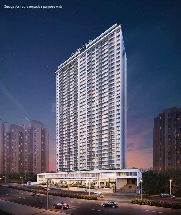 Gallery Cover Pic of Ashar Group Edge Wing A Phase II