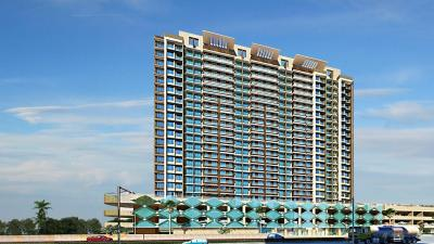 Gallery Cover Image of 700 Sq.ft 1 BHK Apartment for buy in Yogsiddhi Sumukh Hills, Kandivali East for 9100000