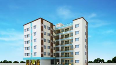 Raj Chamunda Ambika Apartment