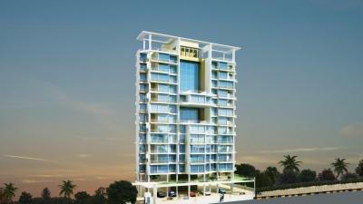 Gallery Cover Image of 1330 Sq.ft 3 BHK Apartment for buy in Hi Tech Infra Hi Tech Castle, Ulwe for 12000000