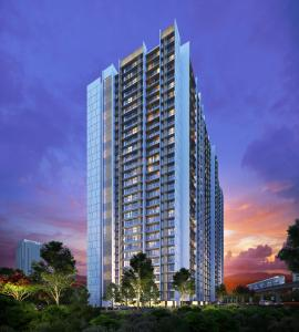 Gallery Cover Image of 803 Sq.ft 2 BHK Apartment for buy in Runwal Codename Own Your Time, Sion for 12500000
