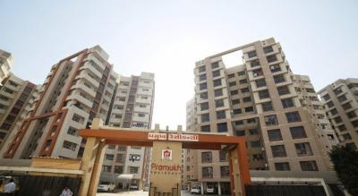 Gallery Cover Image of 1197 Sq.ft 2 BHK Apartment for rent in Pramukh Residency, Chala for 12000