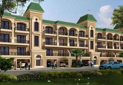 Gallery Cover Image of 1596 Sq.ft 3 BHK Apartment for buy in Omaxe Celestia Royal, Bharonjian for 6599000