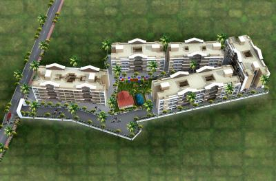 Gallery Cover Image of 640 Sq.ft 1 BHK Apartment for buy in Guptari Galaxy City, Jite for 1920001
