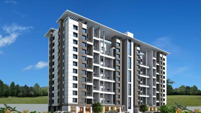Gallery Cover Image of 990 Sq.ft 2 BHK Apartment for rent in Vilas Yashwin Hinjawadi, Hinjewadi for 17000