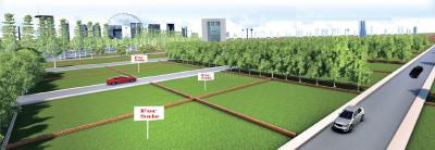 Residential Lands for Sale in Bengal Hotar Housing And MSME Hub