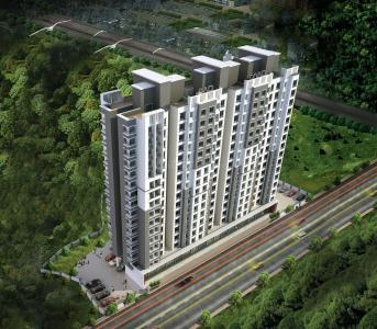 Gallery Cover Image of 680 Sq.ft 3 BHK Apartment for buy in AND Agasan, Diva Gaon for 8400000