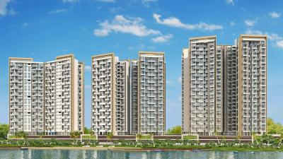 Gallery Cover Image of 1060 Sq.ft 3 BHK Apartment for buy in Purva Silversands, Mundhwa for 8800000