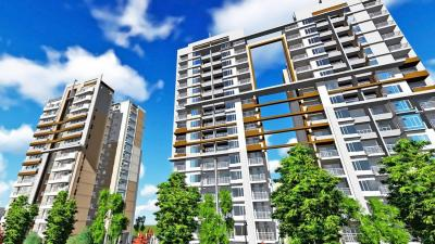 Gallery Cover Image of 750 Sq.ft 1 BHK Apartment for buy in Barnala Green Lotus Avenue, Gazipur for 3800000
