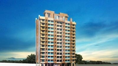 Gallery Cover Image of 650 Sq.ft 2 BHK Apartment for rent in RMP Vandana Heights, Mira Road East for 20000