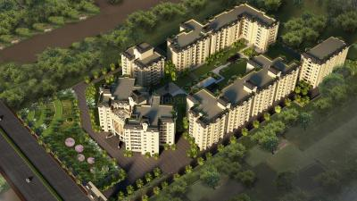 Gallery Cover Image of 1373 Sq.ft 3 BHK Apartment for buy in South India SIS Queenstown, Iyyapa Nagar for 6400000