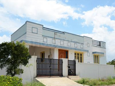 Gallery Cover Image of 990 Sq.ft 2 BHK Independent House for buy in Radical Independent Houses- Kovai Pudur, Arivozi Nagar for 500000