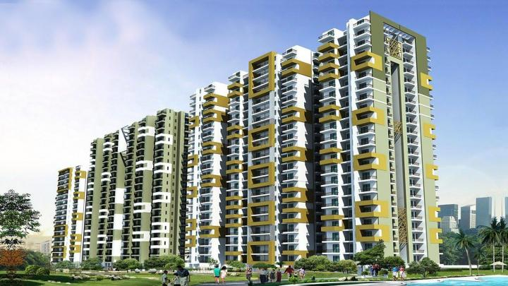 Project Image of 1950 Sq.ft 4 BHK Apartment for buyin Zeta I Greater Noida for 5290000