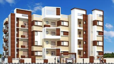Gallery Cover Image of 1140 Sq.ft 2 BHK Apartment for rent in Flourish Kalpatharu, Peenya for 19700