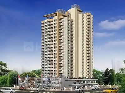 Gallery Cover Image of 550 Sq.ft 1 RK Apartment for buy in Sadguru Poonam Heights, Goregaon West for 8300000
